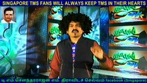 SINGAPORE TMS FANS WILL ALWAYS KEEP TMS IN THEIR HEARTS