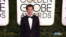 Why did Andrew Garfield kiss Ryan Reynolds at Golden Globes-peVxwUHs8S0