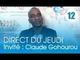 Le Direct du Jeudi / Invité : Claude Gohourou, Président des victimes des déchets toxiques