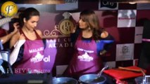 CHEF MALAIKA ARORA KHAN AT THE LAUNCH OF PALATE CULINARY ACADEMY