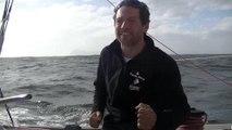 J76 : Romain Attanasio a franchi le Cap Horn / Vendée Globe
