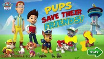 Paw Patrol Full Episodes - Paw Patrol Pups Save Their Friends - Nickelodeon Cartoon Games New HD