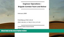 PDF [Download]  Engineer Operations - Brigade Combat Team and Below February 2009 Field Manual FM
