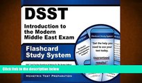 Read Book DSST Introduction to the Modern Middle East Exam Flashcard Study System: DSST Test
