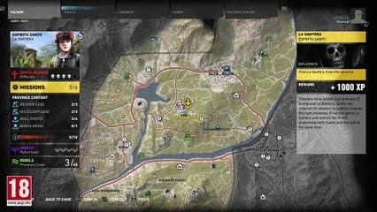 21 minutes de gameplay solo de Tom Clancy's Ghost Recon : Wildlands