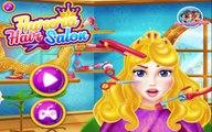 Aurora Hair Salon - Haircut and Hairstyle Game For Girls