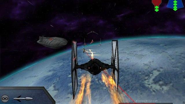 Hoth Space: Galactic Civilization II mod (Star Wars: Battlefront II)