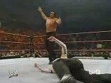 Jeff hardy vs the great khali 10 09 07