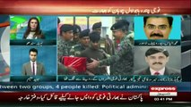 Indian soldier Chandu Lal being handed over to Indian authorities at Wagah Border