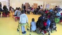 Jeux paralympiques. Des médaillés de Rio en viste à Kerpape
