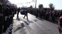 Fırat Kalkanı Harekatı - Şehit Piyade Uzman Onbaşı Can Son Yolculuğuna Uğurlandı