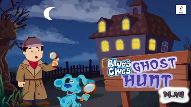 BLUES CLUES | Blues Clues Ghost Hunt | Episode TV Game