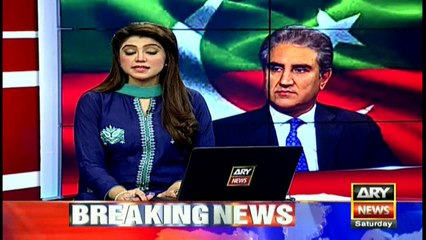Shah Mehmood Qureshi takes a ride in his constituency