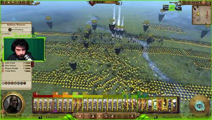 [FR] Total War Warhammer avec Alkalieth !