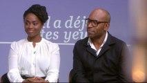 Il est petit, blond et Il a déjà tes yeux selon Lucien Jean-Baptiste et Aïssa Maïga - Interview cinema
