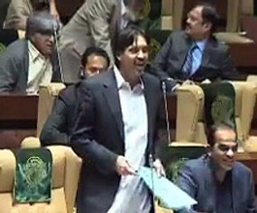 MPA Imdad Pitafi's Shameful Remarks About Nusrat Sehar Abassi in Sindh Assembly