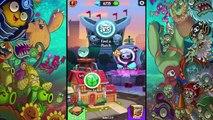 Plants V.s Zombies Heroes: Chomper Vs Zombie Boss - PVZ Heroes Mission 22