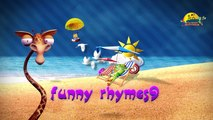 Cartoon Dance Finger Family Nursery english 3d rhymes | Children Animated finger family song