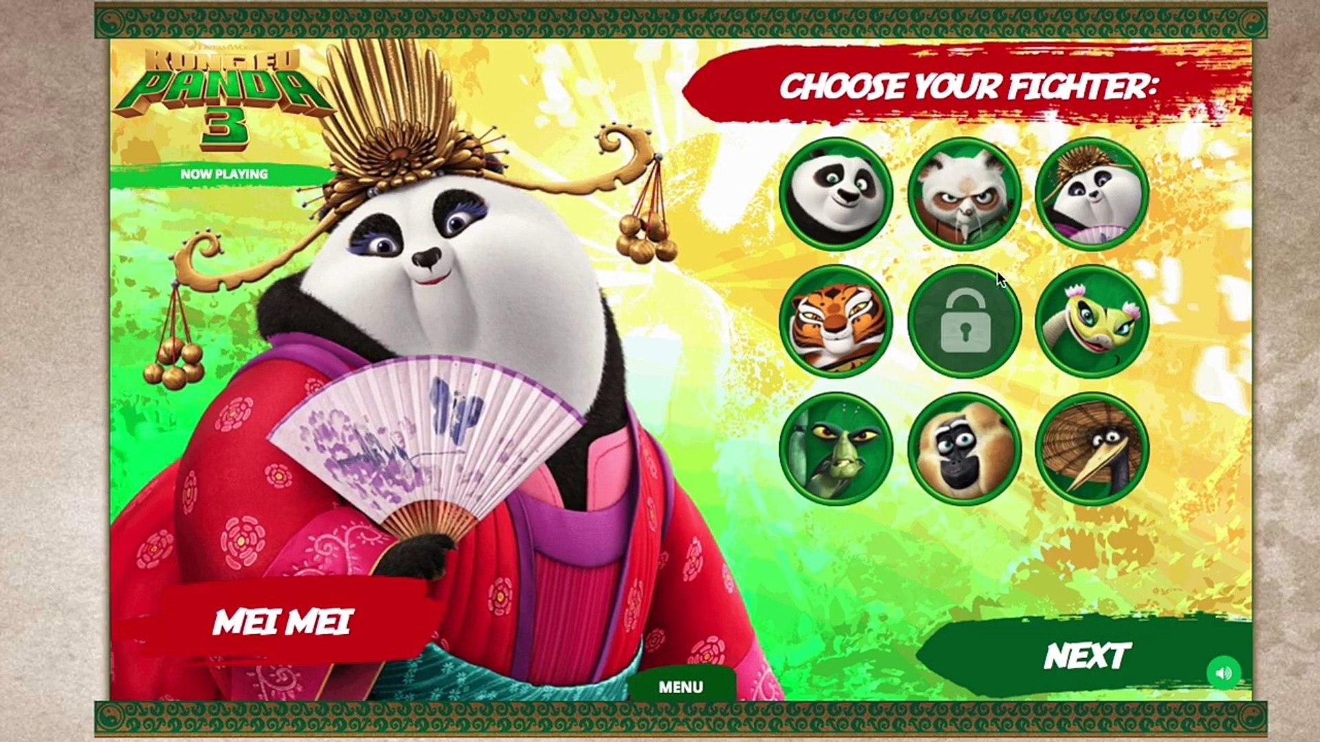 Kung Fu Panda Furious Fight Game Shifu Fun Baby Fun Fun Episode 4