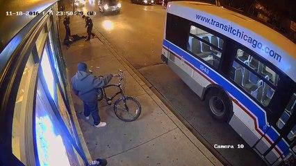 Un homme armé abattu par la police de chicago