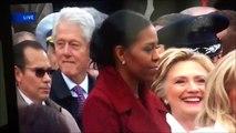 Bill Clinton grillé par Hillary en train de mater Ivanka, le femme de Donald Trump