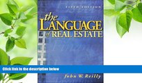 READ book Language of Real Estate John Reilly Trial Ebook