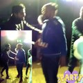 Indian Friends party dance on Punjabi songs. Full enjoyment in the party. New dance steps . Beat each to other in dance.