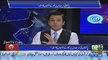 Ahmed Qureshi Plays Clips Of Indian Army Officers Who Are  Bashing Thier Army