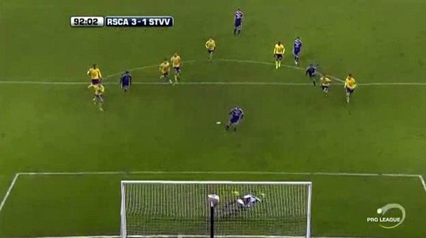 Tielemans Y. (Penalty) Goal - Anderlecht3-1St. Truiden 22.01.2017