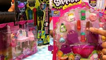 Shopkins Giveaway and Monster High Giveaway by FamilyToyReview