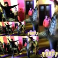 Indian Punjabi dance by friends . Learn how to do dance on DJ floor. Punjabi bhangra by friends & new dance steps.
