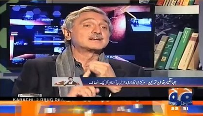 Lock-down ka script kis ne likha tha ? Saleem Safi to JK Tareen - Watch JK Tareen's reply