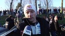 D!CI TV : Séb' Ogier a du plaisir à retrouver les spéciales des Hautes-Alpes