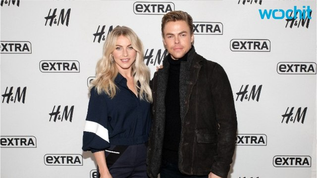 Julianne Hough & Derek Hough Dress Up Like La La Land Couple at Party