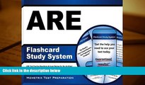 Audiobook  ARE Flashcard Study System: ARE Test Practice Questions   Exam Review for the Architect