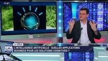 Intelligence artificielle: Quelles applications business pour les solutions cognitives ? - 21/01