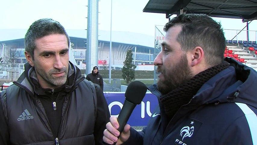Samedi 21/01/2017 à 17h45 - Olympique Lyonnais B - FC Villefranche - CFA C J17 (14)