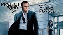 JAMES BOND 007 ) Casino Royale (2006) - Daniel Craig, Eva Green, Judi Dench [ PART 2 ]