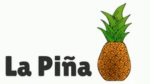 Fruits and Vegetables in Spanish | Spanish Language | Spanish Words | Study Spanish | Spanish