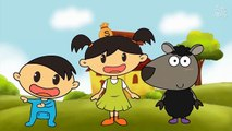 Baa Baa Black Sheep   Nursery Rhymes Collection   Nursery Rhymes Videos & Baby Songs by Luke & Mary