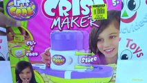 Let 39 s Cook Crisp Maker Toy Make Your Delicious Potato Crisps