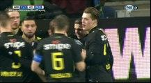 Navarone Foor Goal HD - Groningen 1 - 1 Vitesse - 21.01.2017
