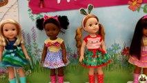 A Boy Who Hates the  Bad American Girl Doll Store - American Girl Doll Video Vlog - LuLaRoe Leggings