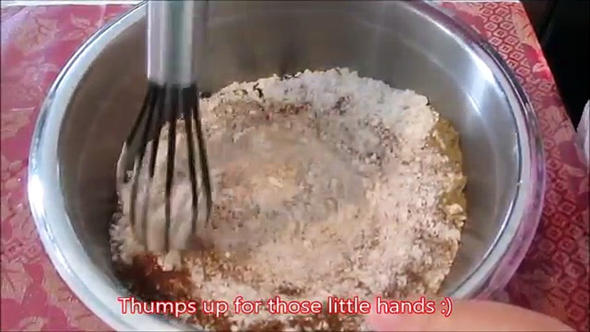How to Make Gingerbread Cookies With Date Syrup/ Recipe#185