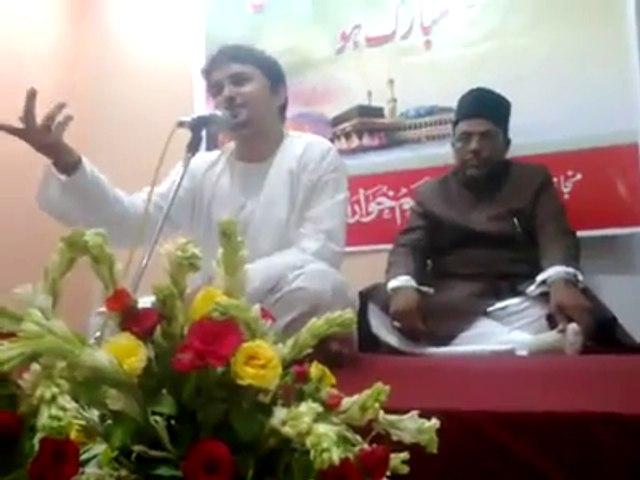 Syed Raza Abbas Zaidi Reciting Live Manqabat | Abuturab Hain Ayce Turab Dain Gy Ali a.s