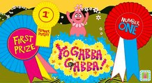Nick JR Yo Gabba Gabba Plant Pot Party - Cartoon Movie Game - New Episodes Yo Gabba Gabba