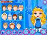 Baby Barbie Frozen Costumes Video New Frozen Dress Up Game for Babies-Best Baby Games Online