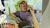 Comedian Greg Davies Timelapse Portrait-WGiMRg63oKw