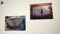 Bordeaux  - des œuvres d'artistes syriens comme 'actes de résistance contre l'oubli'-_8MLfjellPk