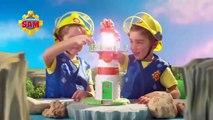 Feuerwehrmann Sam Fireman Sam Strażak Sam Leuchtturm Latarnia Morska Simba TV Full HD Anzeige 2016